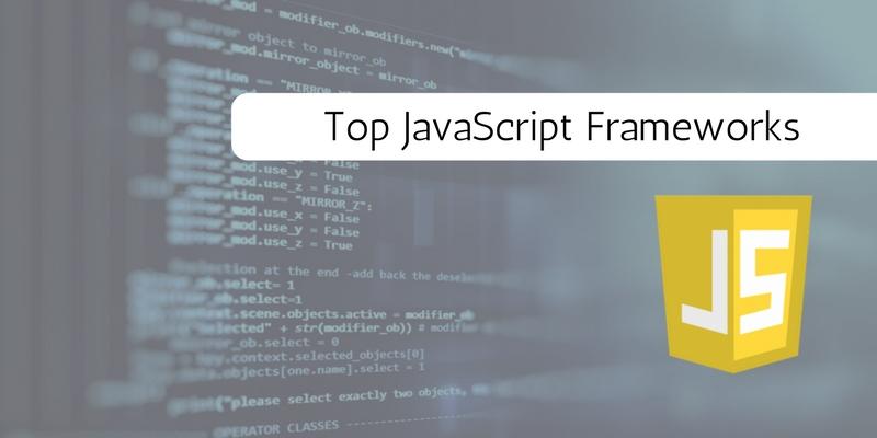 Top Java script Frameworks 2018